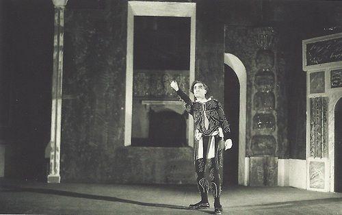 Антонен Арто, постановка «Ченчи», театр Фоли-Ваграм, 1935 г.