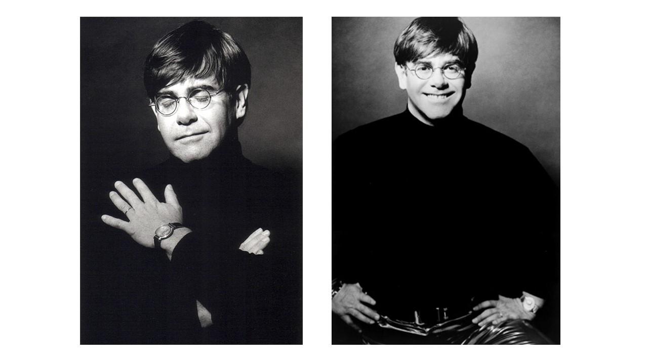 Обложка альбома, как и остальные вошедшие в него кадры, были отсняты всемирно известным фотографом-портретистом Грегом Го