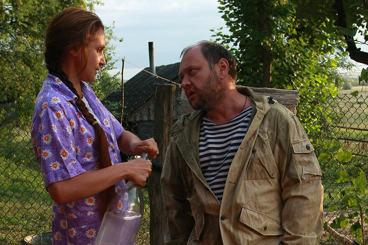 "На съемках фильма ""Ноу-хау"" И. Бычкова"