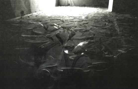 АЕС. «Искусство возможного». Москва. Галерея Гельмана. 14 мая–5 июня 1993. Courtesy Галерея М.Гельмана. Источник:http://m