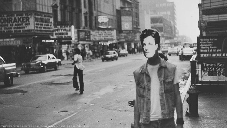 David Wojnarowicz: Rimbaud In New York 1978-79