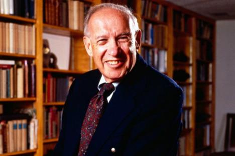 Питер Друкер — американский учёный австрийского происхождения; экономист, публицист, педагог, один из самых влиятельных т