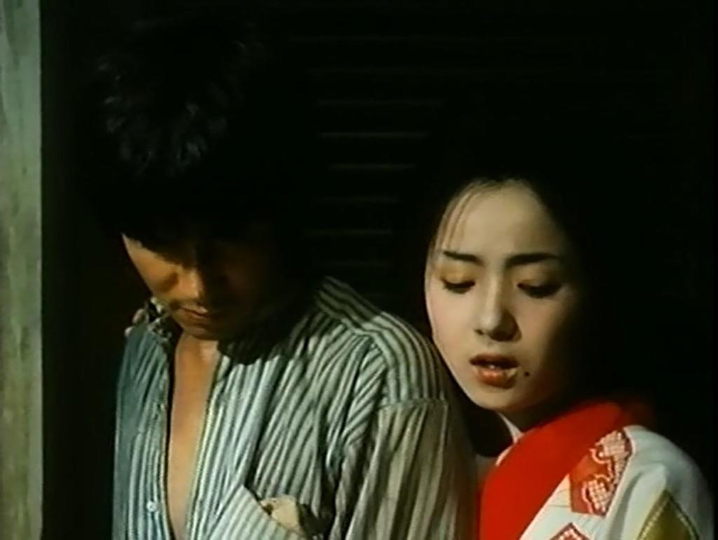 Кадр из фильма «Публичный дом №8» (К. Кумаи, 1974)
