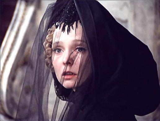 """Кадр из фильма М. Швейцера """"Маленькие трагедии"""" (1979)"""