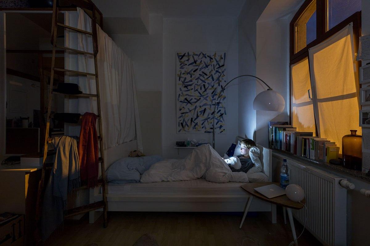 "Lucas Zimmermann. ""Solitude Palace"", 2016"