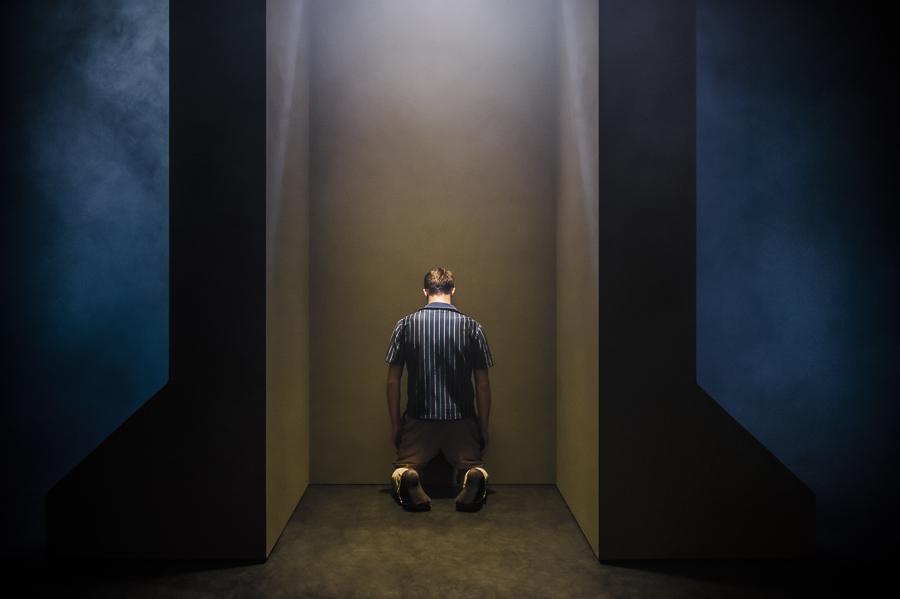 Grand Finale Хофеша Шехтера на сцене Музыкального театра Станиславского в рамках VII международного фестиваля современной