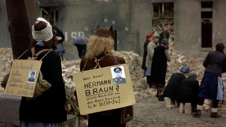 «Замужество Марии Браун», 1978