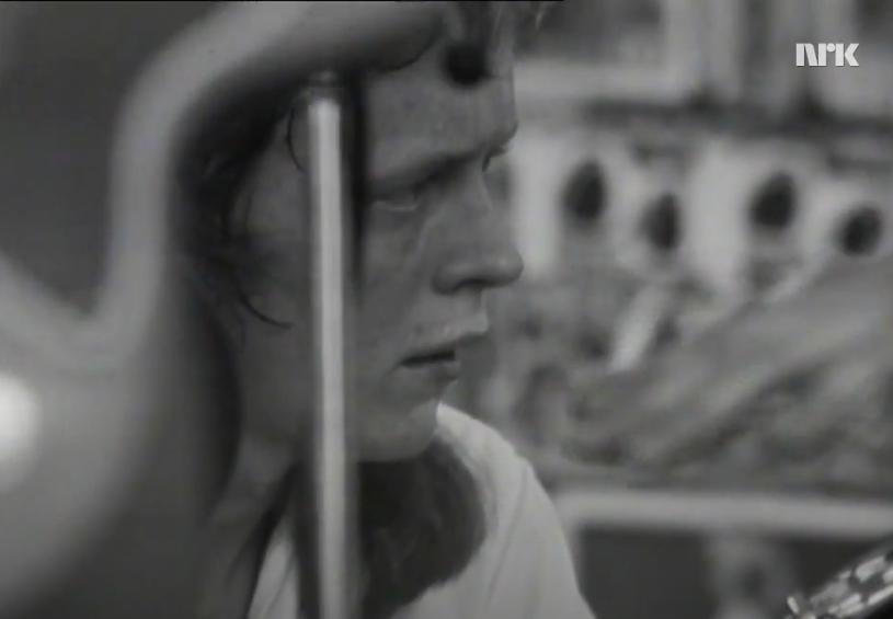 Стенли Ларссон, фестиваль Ragnarock, 1974 год