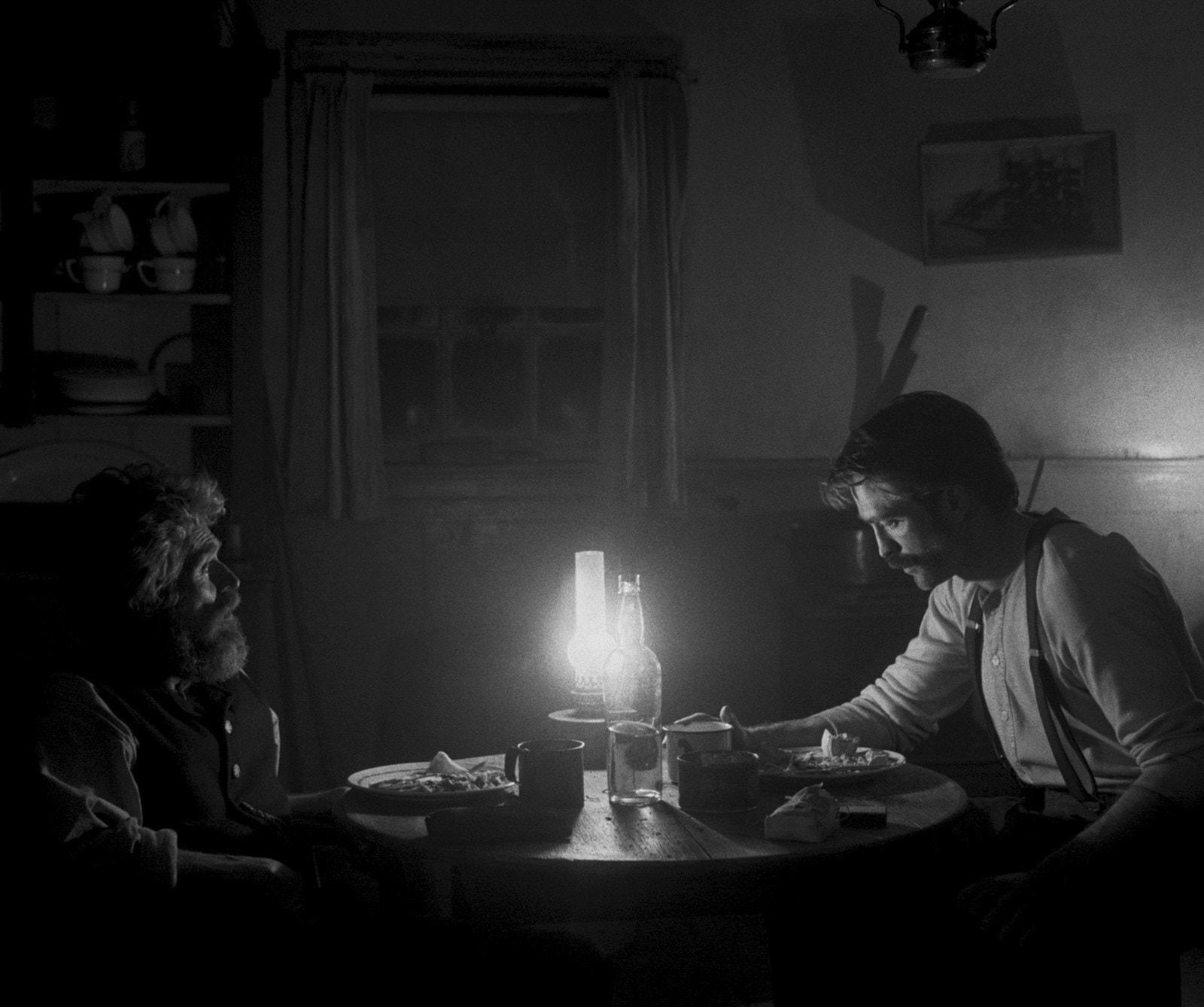 Кадр из фильма«Маяк»