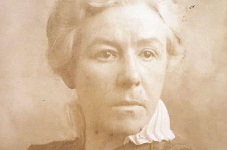 Мария Исидоровна Гольдсмит (31 июля 1871 – 11 января 1933)