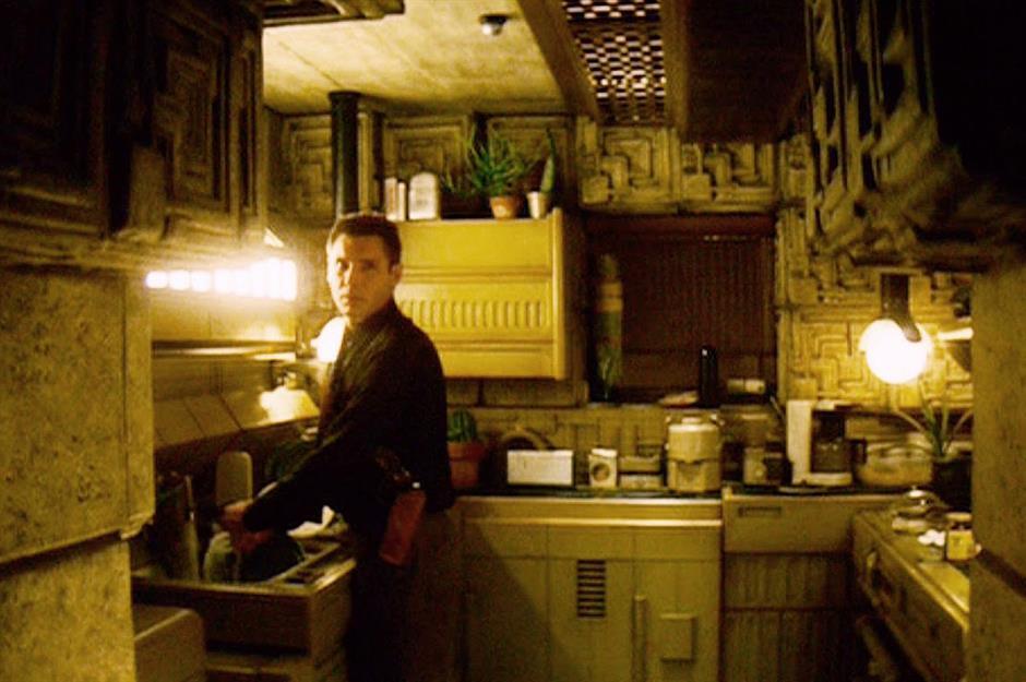 Кухня в квартире Декарда