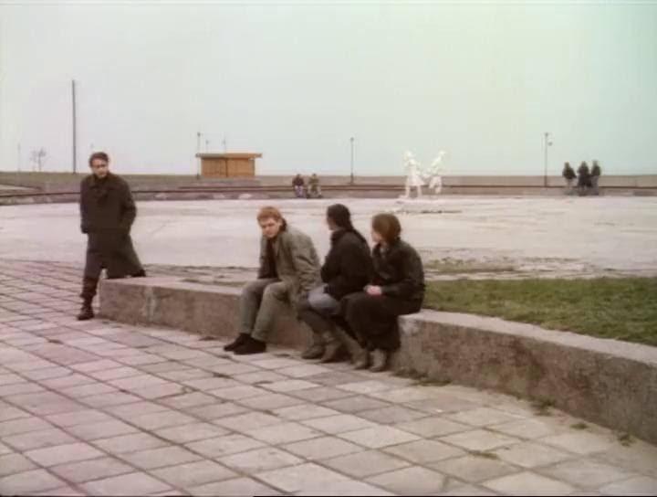 """""""Три дня"""", 1991"""