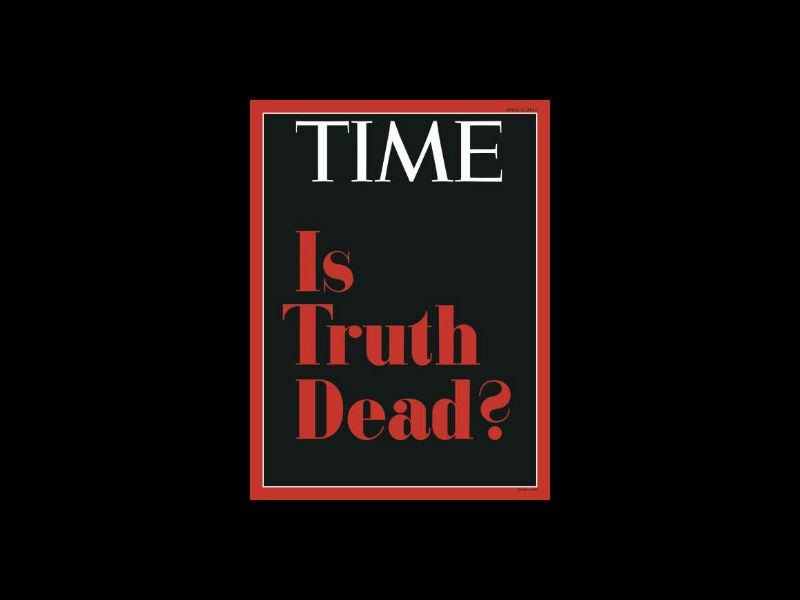 Обложка журнала Time за апрель 2017 года