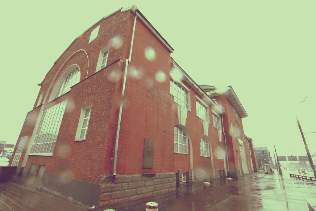 Здание Заводоуправления АМО, 1916-1917