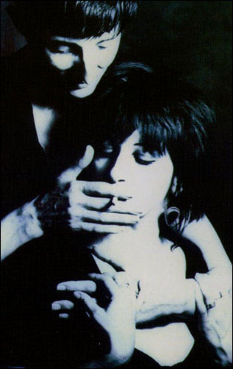Роуланд С. Хоувард и Лидия Ланч, 1991 г.