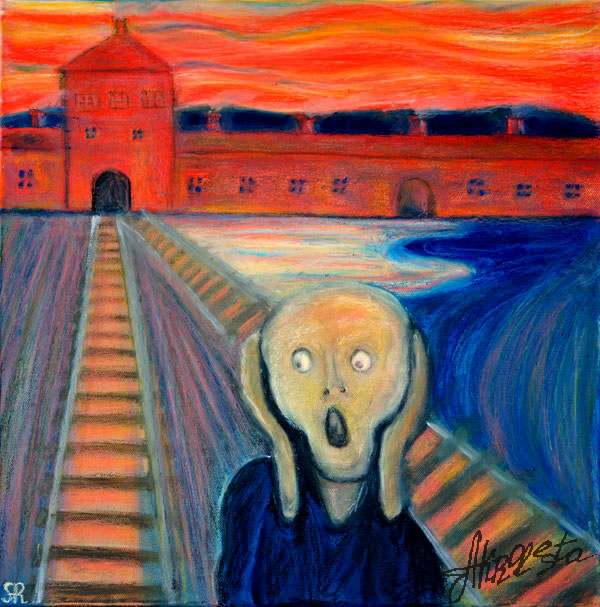 Предчувствие Эдварда Мунка (Портрет 20-го века)