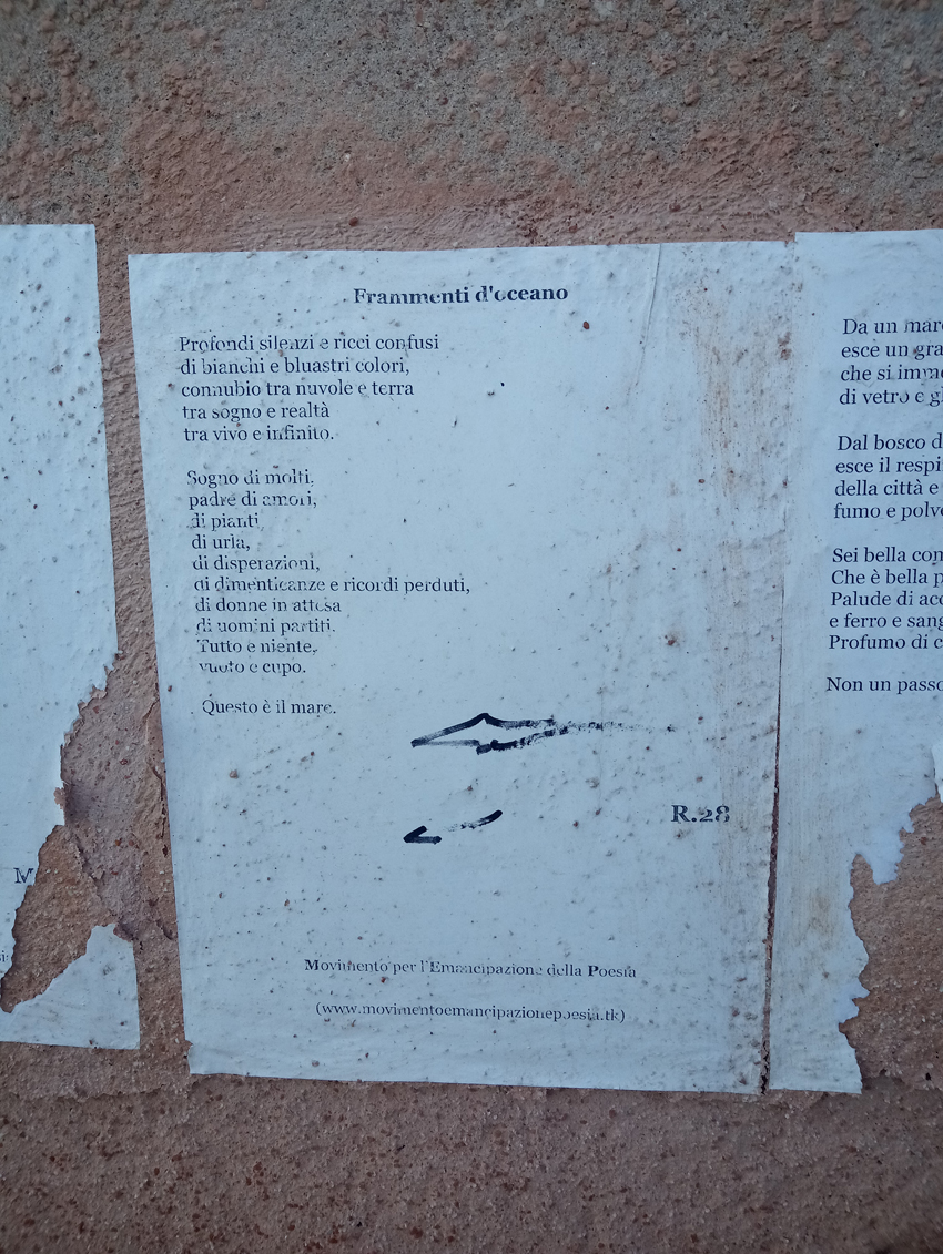 Movimento per l'Emancipazione dell Poesia