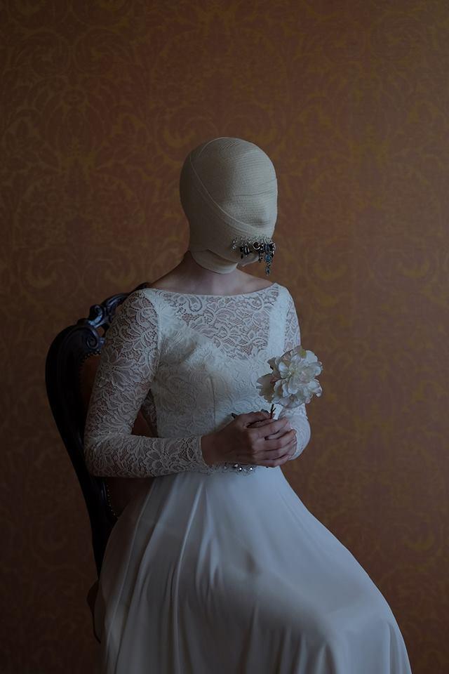 Аня Мирошниченко, участницаHelsinki Photo Festival 2018