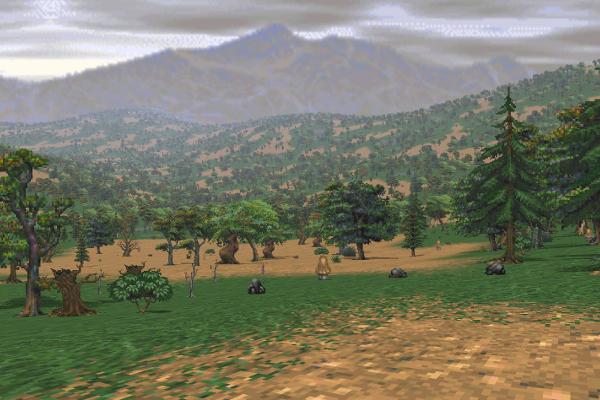 The Elder Scrolls II: Daggerfall (1996)
