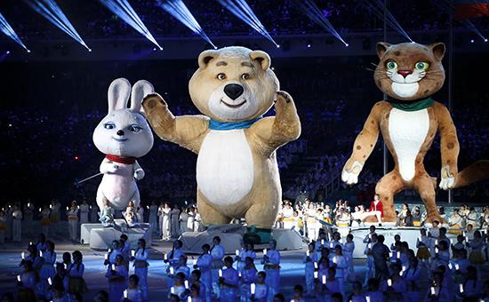 Зимняя Олимпиада в Сочи. Источник: РБК