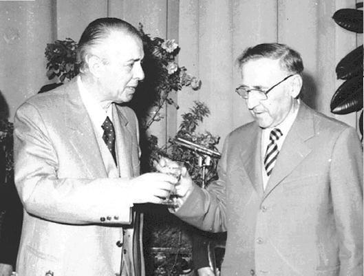 Энвер Ходжа и Мехмет Шеху — албанские «Сталин» и «Молотов»