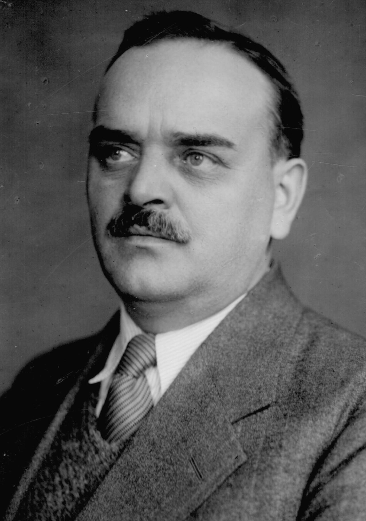 Николай Шверник