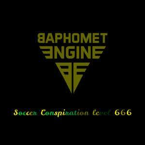 Эмблема darkpsy проекта Baphomet Engine