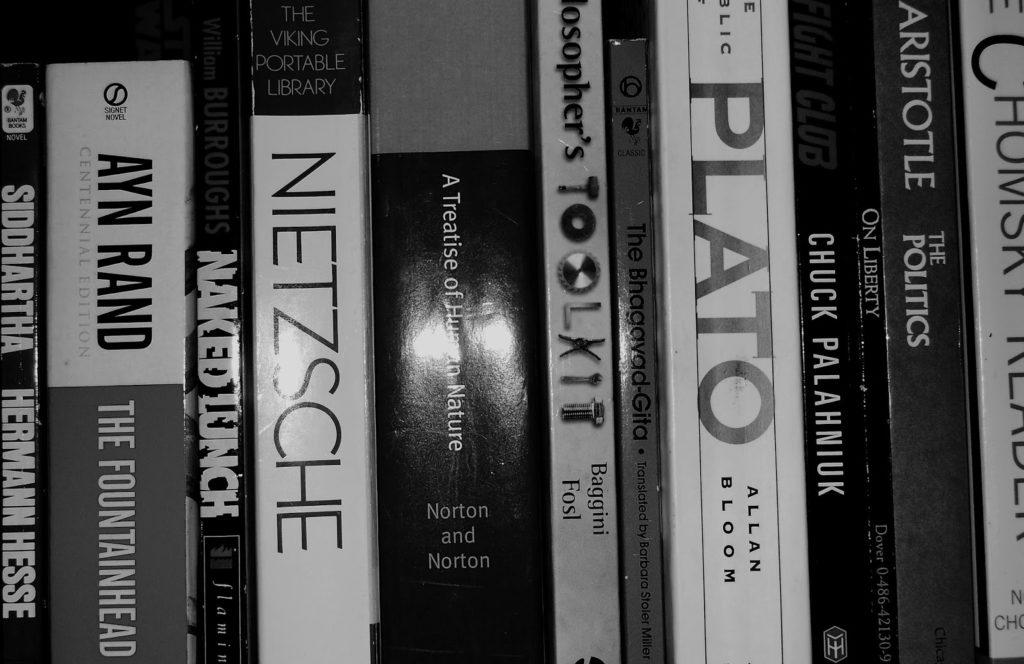 Философия — это не сумма записанных знаний, а живая мысль, откликающаяся на голос бытия.