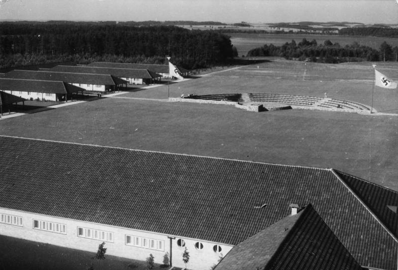 Ordensburg Krössinsee