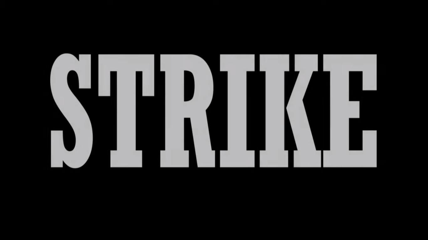 Скриншот из видео Хито Штейерль 'Strike', 2010