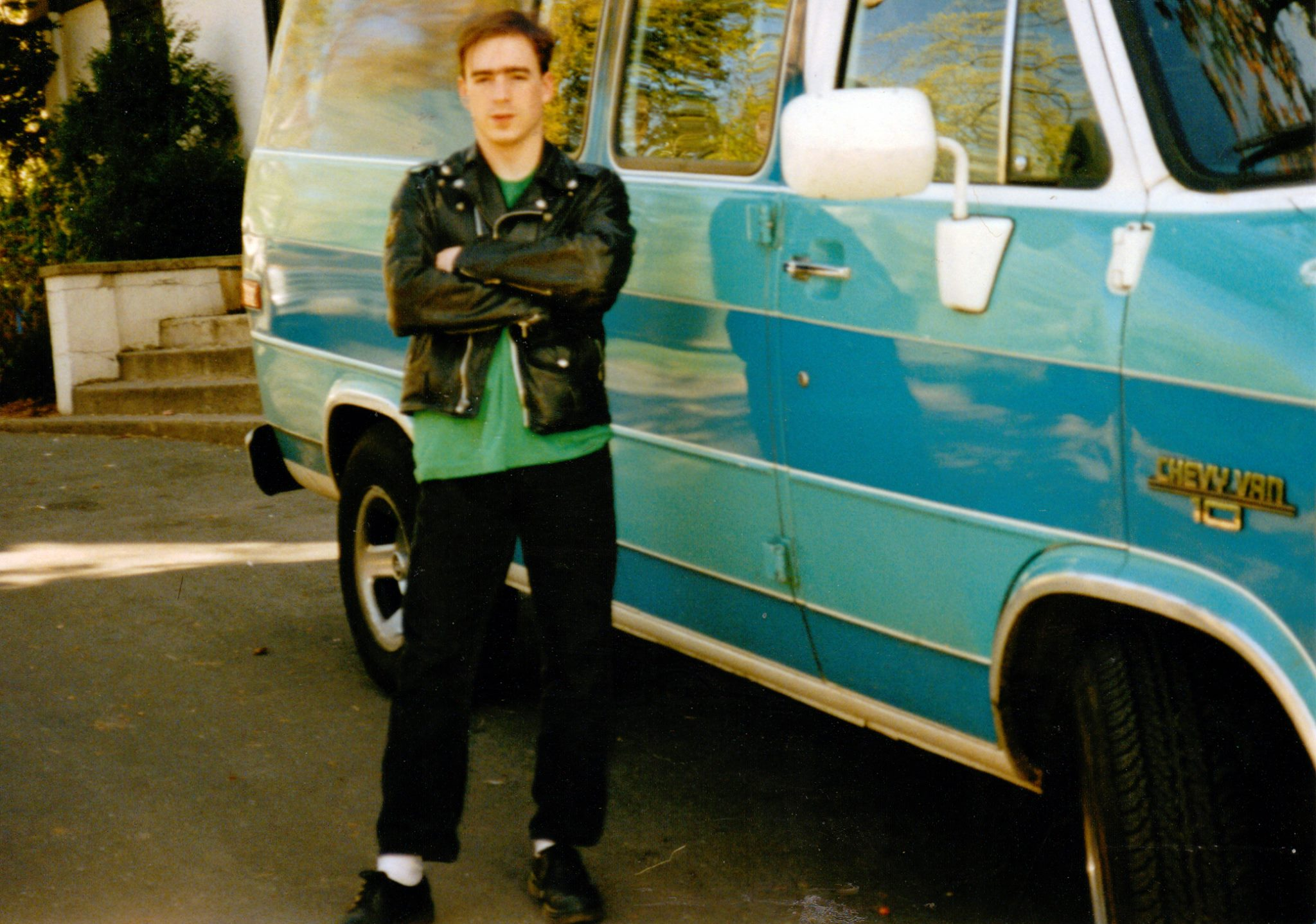 Джейсон Молина, 1998 год.Фото из сообщества Songs:Ohia Archive в Facebook