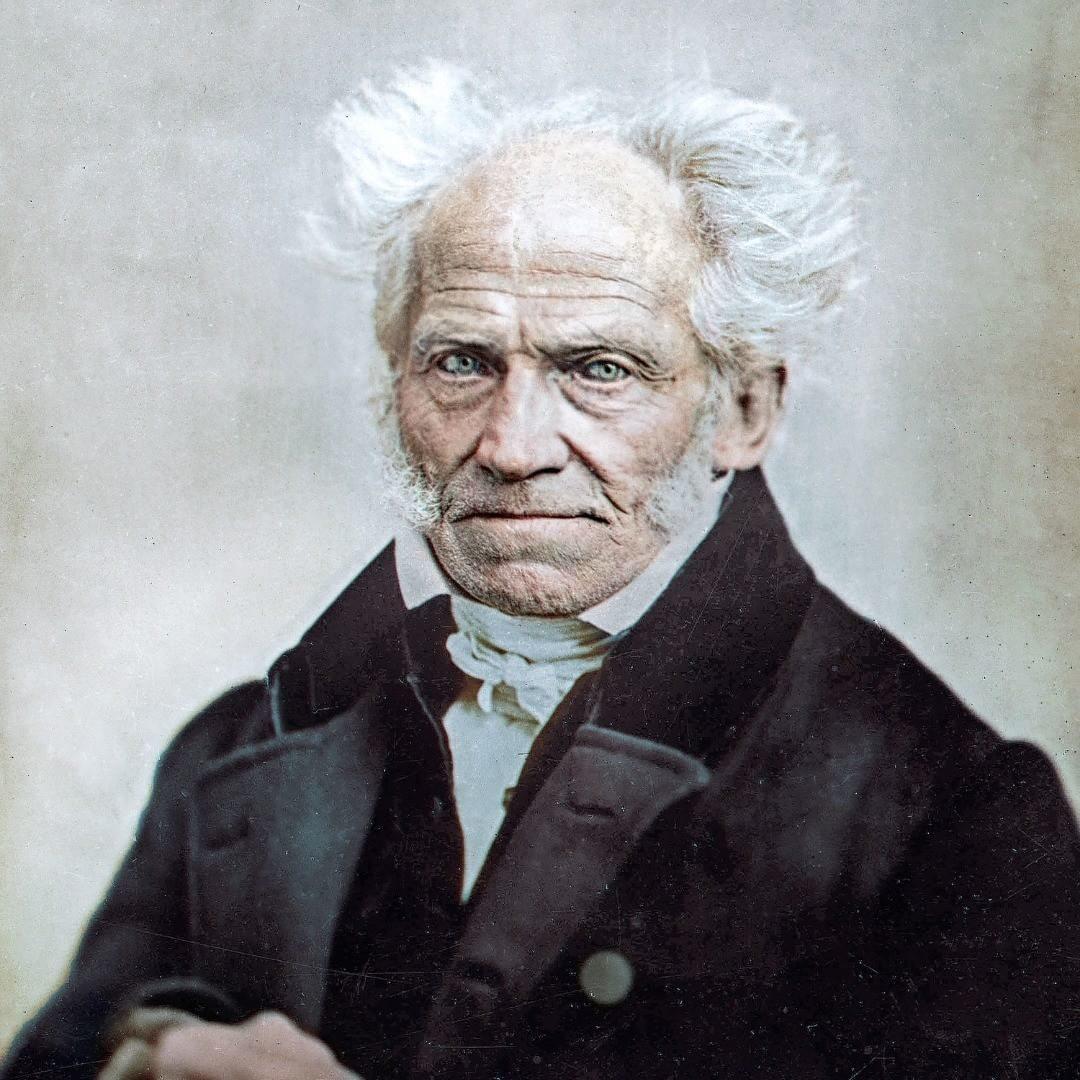 Артур Шопенгауэр, немецкий философ