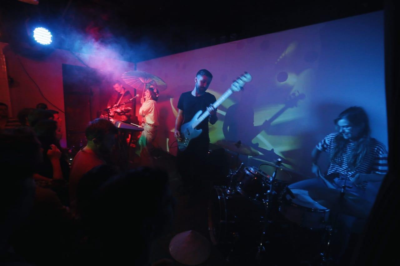 Презентация альбома в Powerhouse, 20.04.19. Фото: Анастасия Станкина