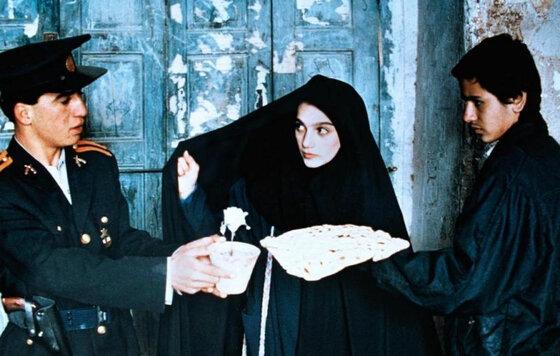Кадр из фильма «Миг невинности»