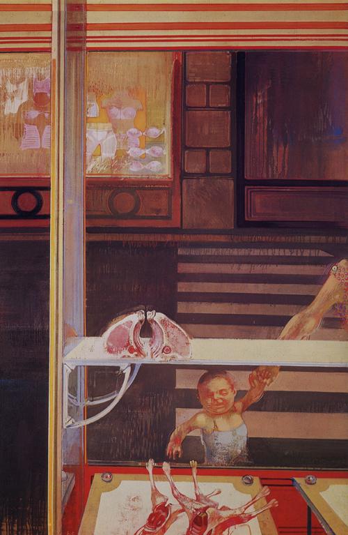 Enfant a la fenetre. 1969
