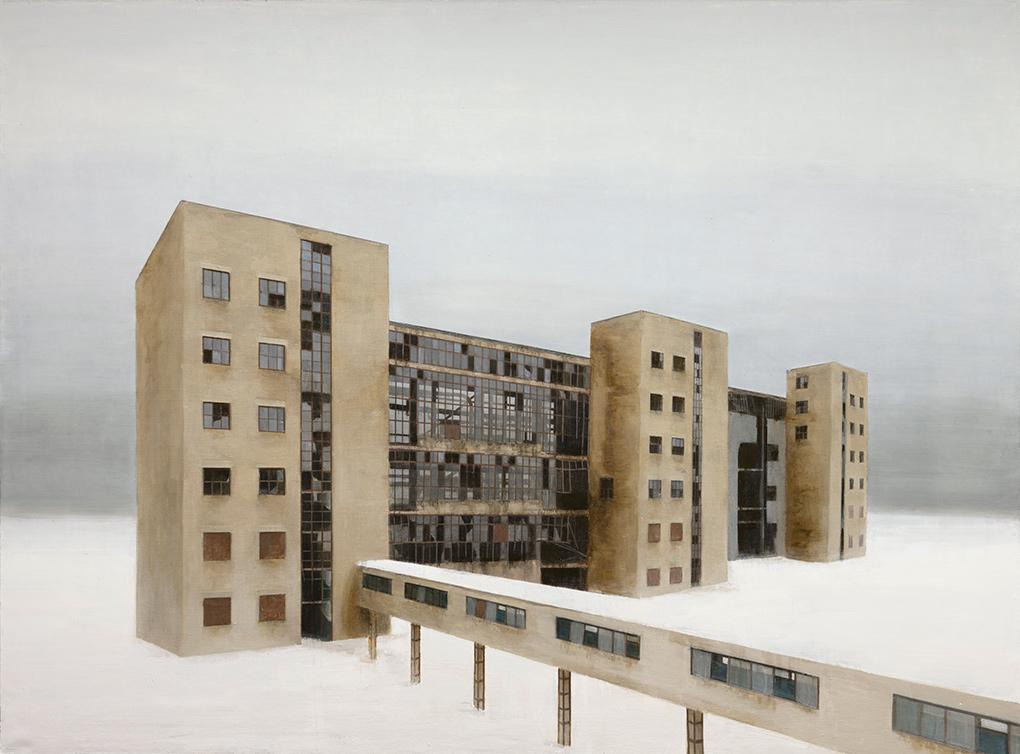 Павел Отдельнов. Руины. Цех 538 © Творческий индустриальный кластер «Октава»