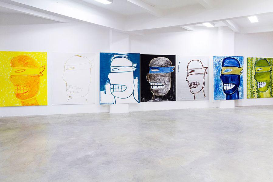 Мартин Лукач. Выставка 'Two Hands and a Magnifying Glass' в галерее Fait. Брно. 2016