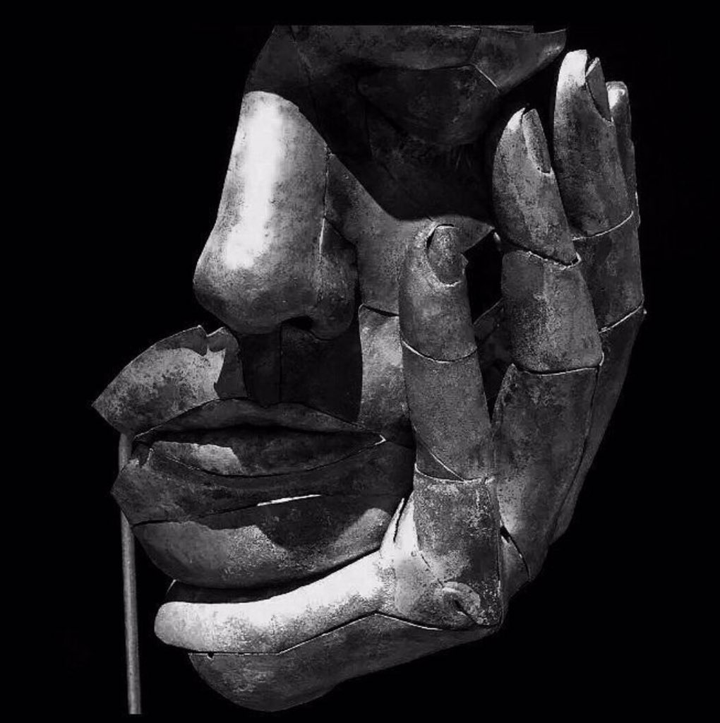 Философские вопросы вечны, а наиболее пронзительные ответы на них подобны произведениям искусства. Скульптура Маттео Баро