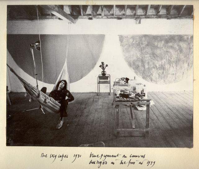 Дерек Джармен (1971 год).