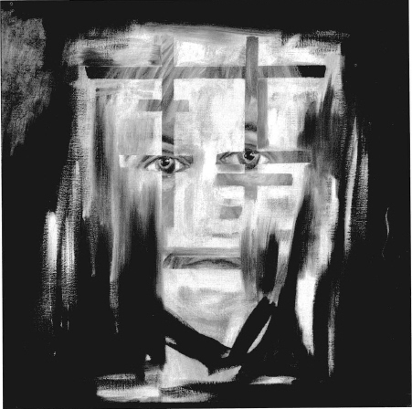 Ларс Радинг, Автопортрет (1988)