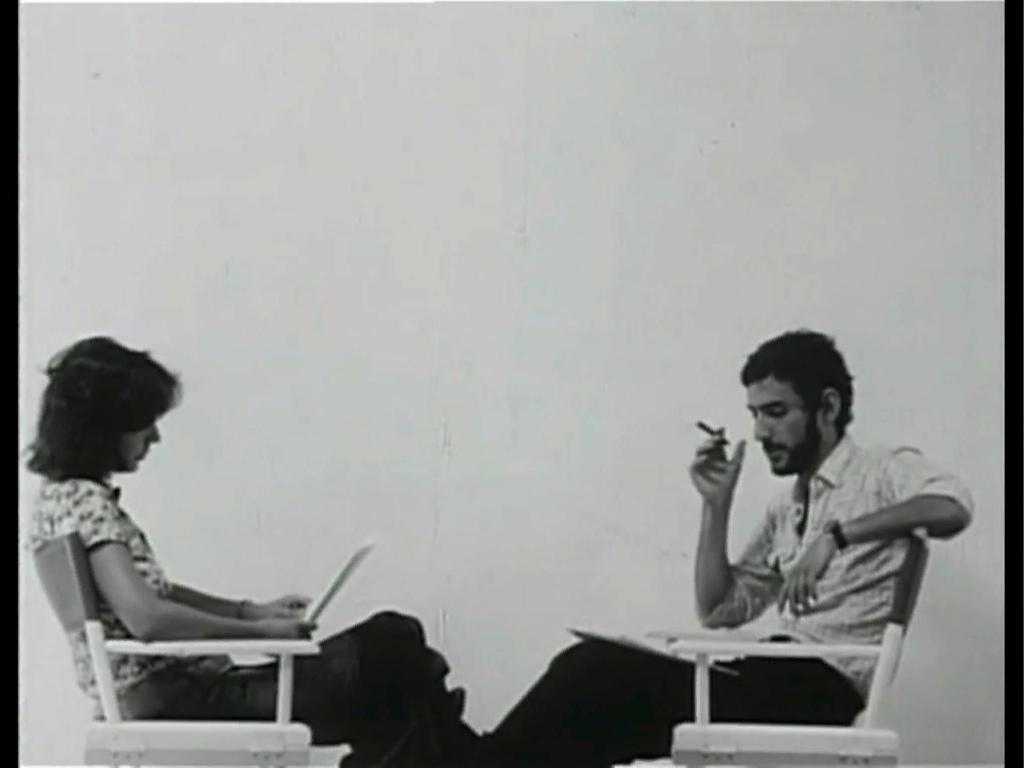 Title (1973), реж. Джон Балдессари