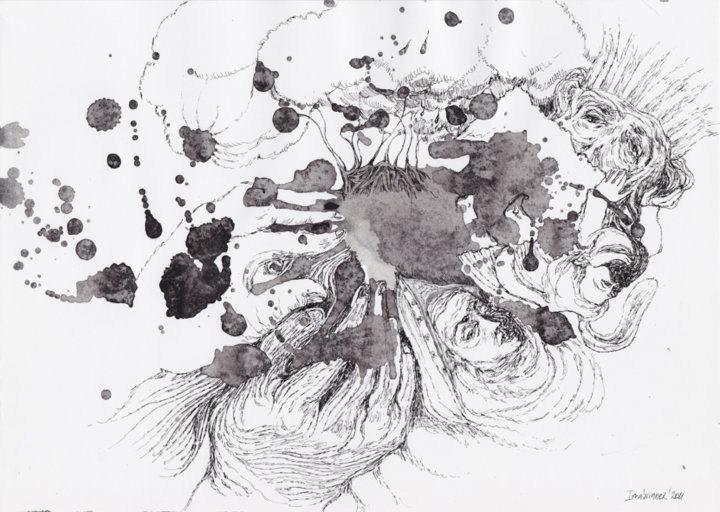 Иллюстрации Марьи Дмитриевой