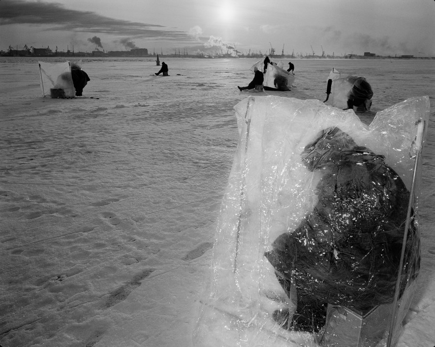 """1988, """"Хомо советикус"""" – фотопроект Карла Де Кейзера"""