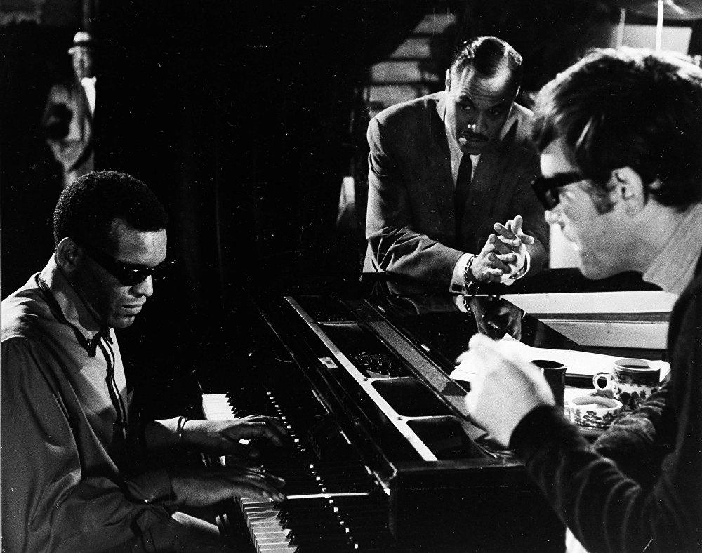 Рэй Чарльз, легенда джаза и блюза