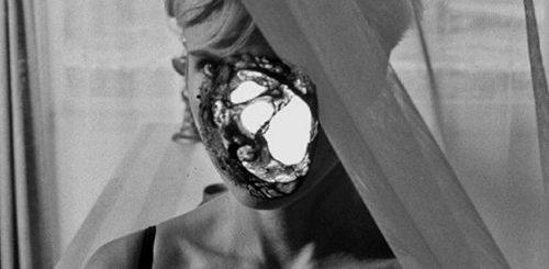 "Кадр из фильма ""Персона"" 1966 год, реж. Ингмар Бергман"