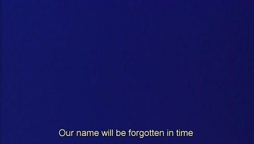 кадр из фильма 'Blue' (1993)