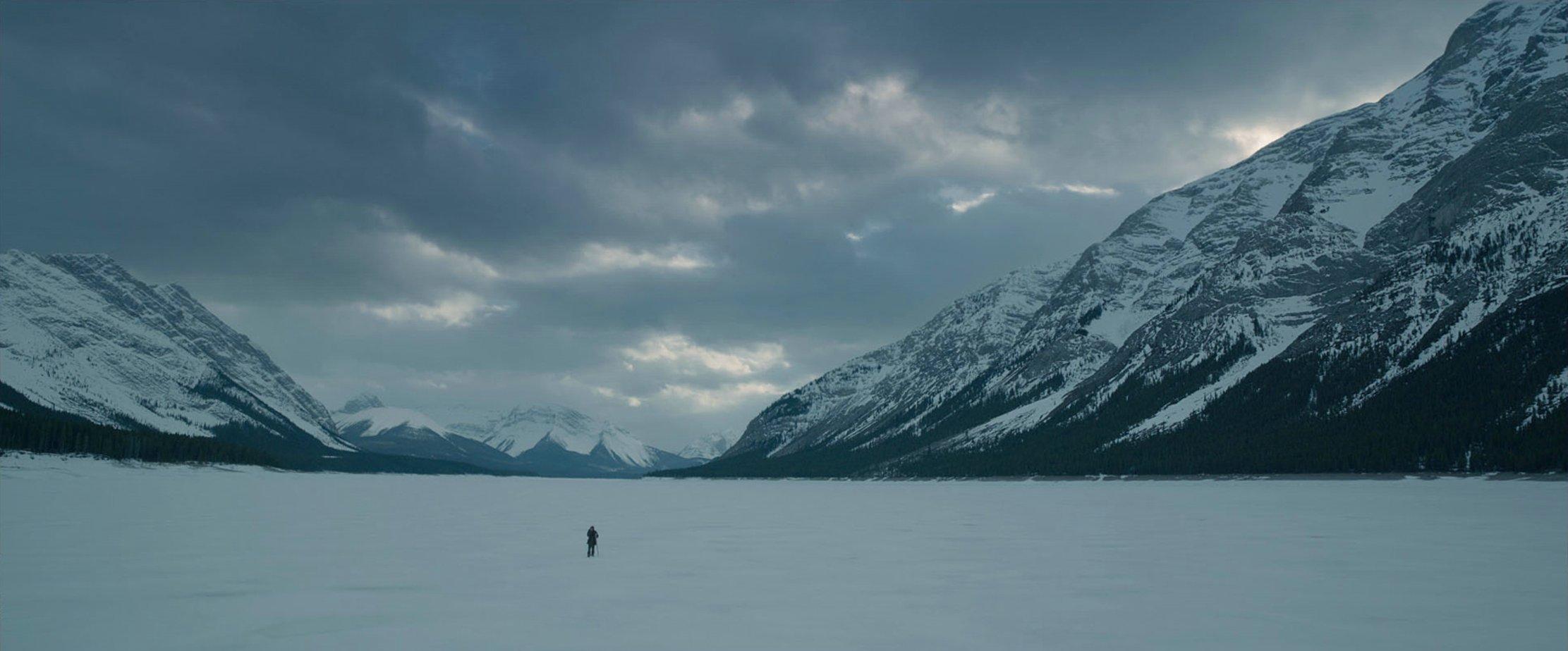 """Кадр из фильма """"Выживший"""" (2015)"""