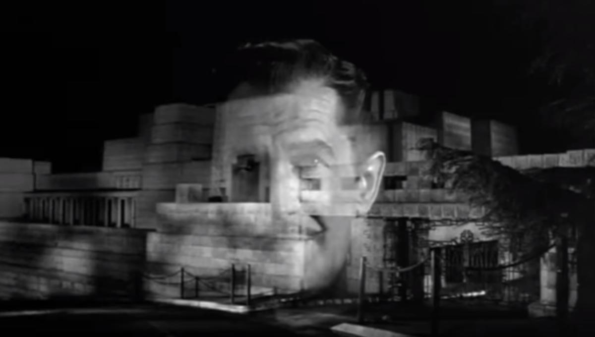 Призрачный Винсент Прайс приглашает зрителя в мир ужасов