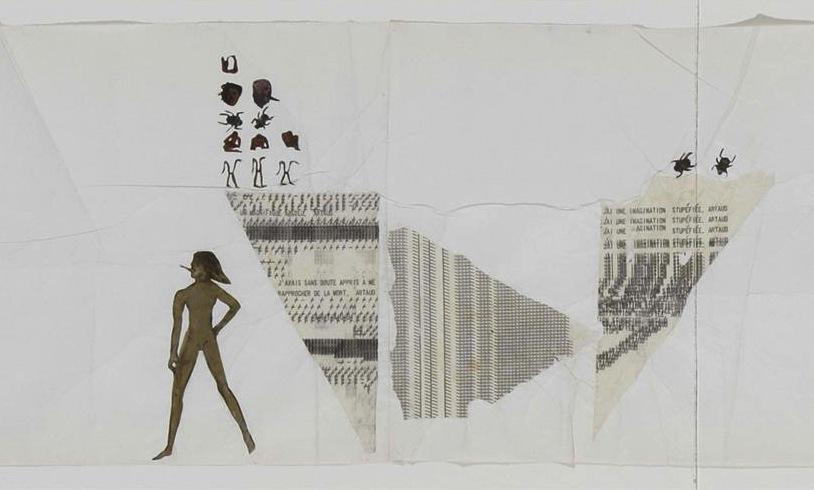 Нэнси Сперо. «Кодекс Арто». 1971-1972