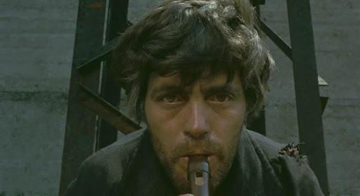 Франко Читти в фильме Пьера Паоло Пазолини«Царь Эдип» (1967)